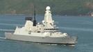 英, 구축함 '디펜더' 페르시아만에 파견