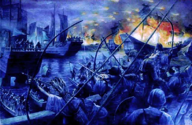 [오늘의 경제소사] 663년 백촌강 전투