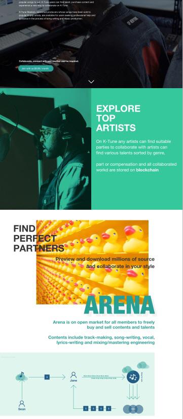공동 음악작업 플랫폼 케이튠, 글로벌 창작자를 잇는다