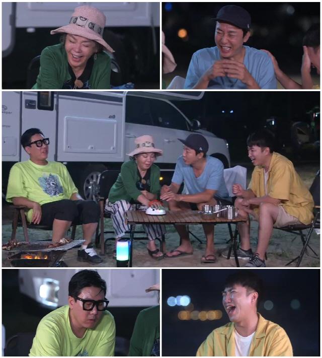 '최고의 한방' 김수미, 거짓말탐지기 앞 '정곡 질문'에 역대급 동공 지진