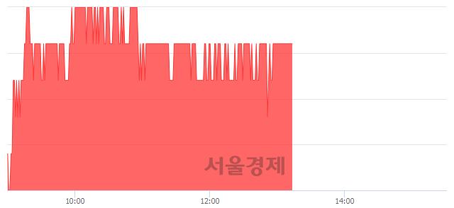 유대영포장, 3.13% 오르며 체결강도 강세 지속(145%)