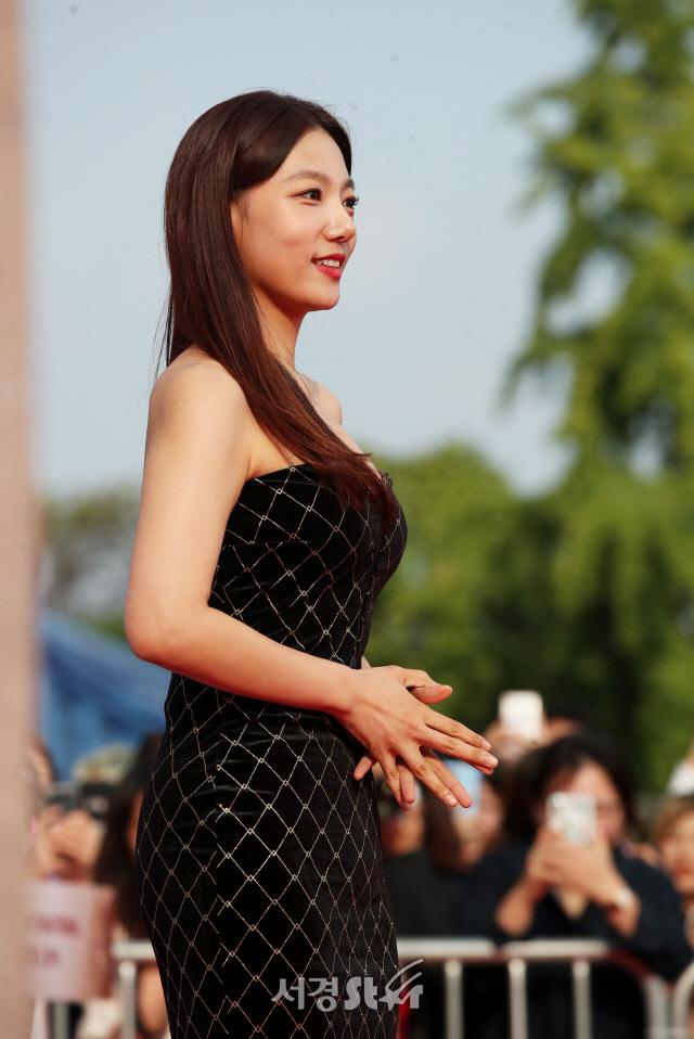 이채영, S라인 몸매 (서울드라마어워즈 2019)