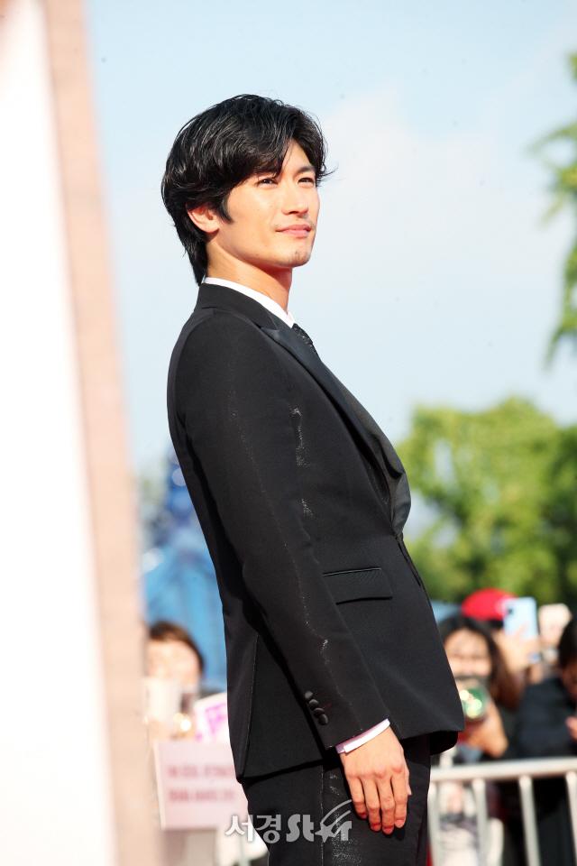미우라 하루마, 부드러운 매력 (서울드라마어워즈 2019)