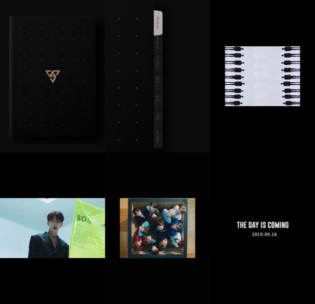 세븐틴, 티저 홈페이지 깜짝 오픈…오늘(30일) 월드 투어 'ODE TO YOU' 개최