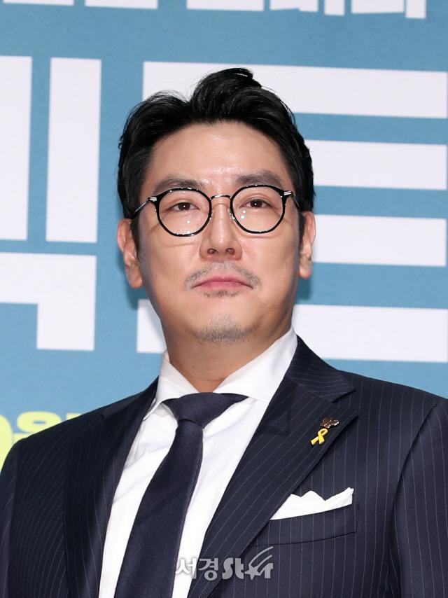 조진웅, 훈훈한 외모 (퍼펙트맨 제작보고회)