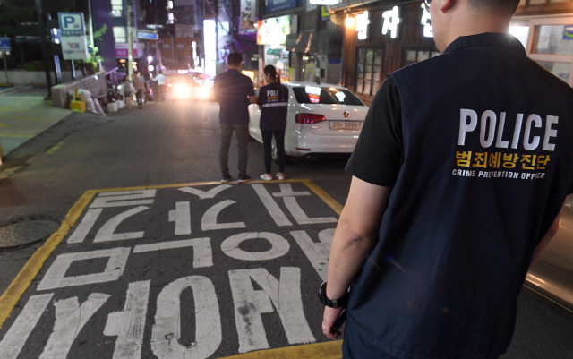 [경찰팀 24/7] 순찰·비상벨·동행…'여성 밤길' 지키는 사람들