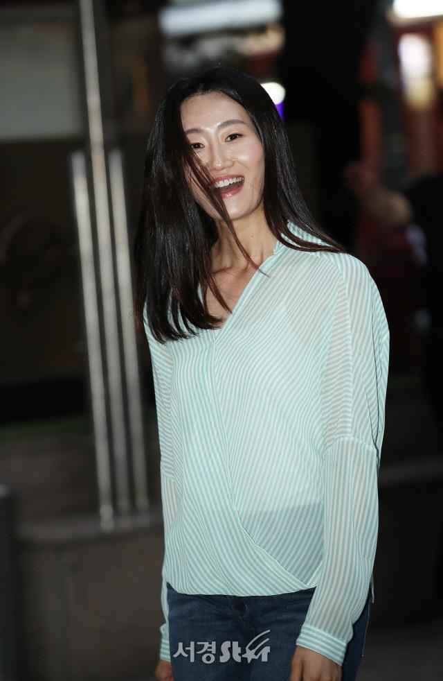 김영아, 아름다운 미소 가득 (멜로가 체질 종방연)