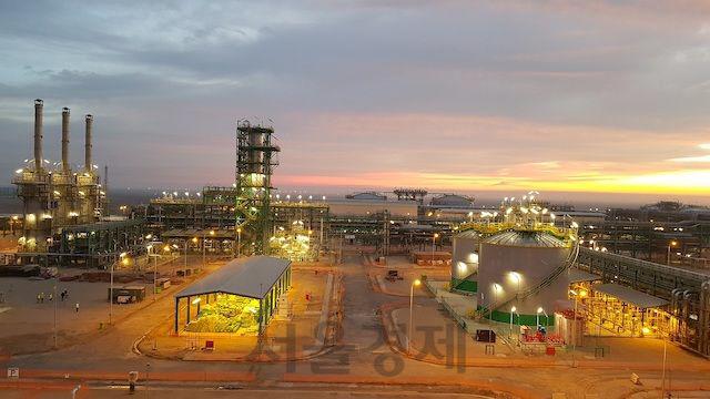 가스공사 '대박' 이라크 유전서 日생산 50만배럴 달해