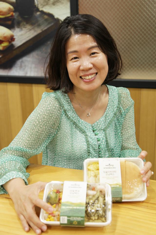 [행복한 식탁이 옵니다] '모닝박스 음식 분리 가능...샌드위치·파스타는 데워드리죠'