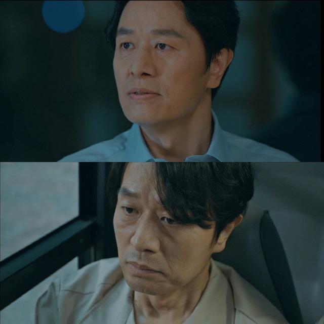 '미스터 기간제' 김민상, 善→惡 오가는 감정 연기..'엔딩까지 강렬했다'