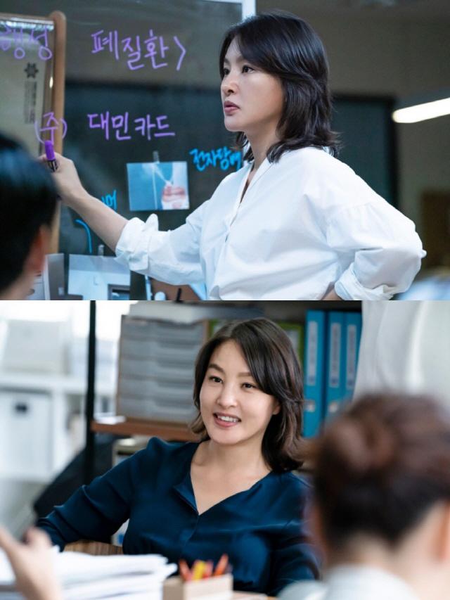 '닥터탐정' 박지영, 마지막까지 감동 엔딩 선사..'존재감' 빛났다