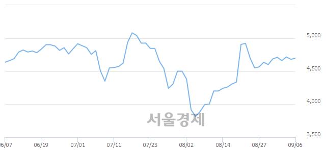 유현대약품, 매수잔량 388% 급증