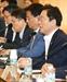 민관합동 무역전략조정회의 참석한 성윤모 장관