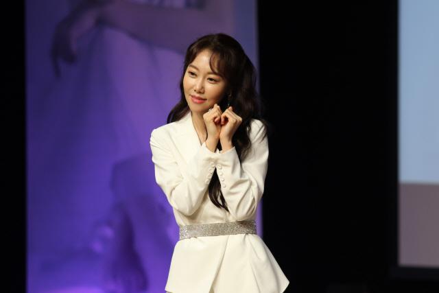 [종합] 여은, '멜로디데이→반전 매력· 여운 가득한 솔로 가수로 출사표