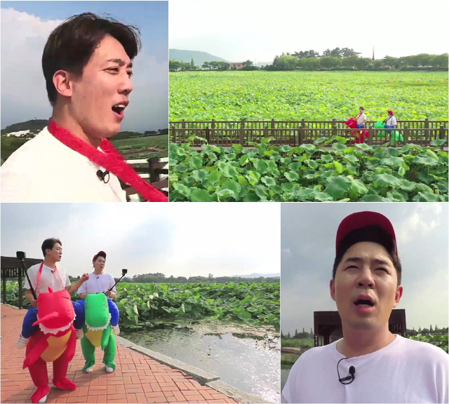 '배틀트립' 붐-김환, 소화시키려다 세젤예 여행지 득템..감성 폭발