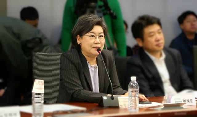 '사업시행인가 단지는 분양가상한제서 제외'...이혜훈 의원, 법안 발의