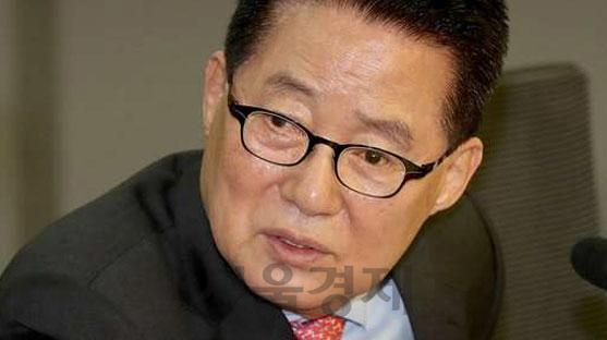 박지원 '컬러 표창장, 조국측·검찰서 입수한 것 아냐'