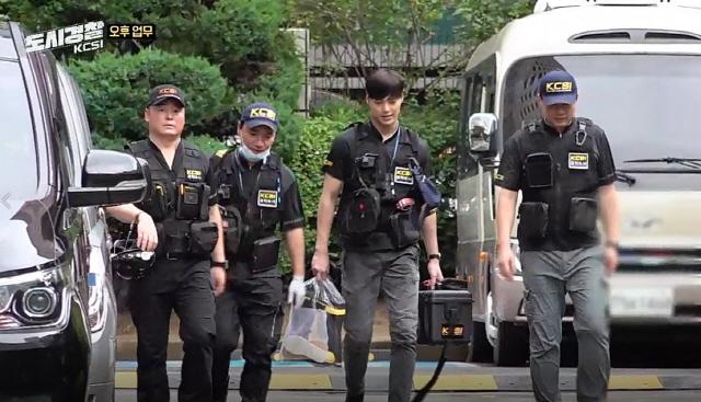 """'도시경찰:KCSI' 조재윤X이태환, """"고통스러웠을 분신 시도...마음이 아팠다"""""""