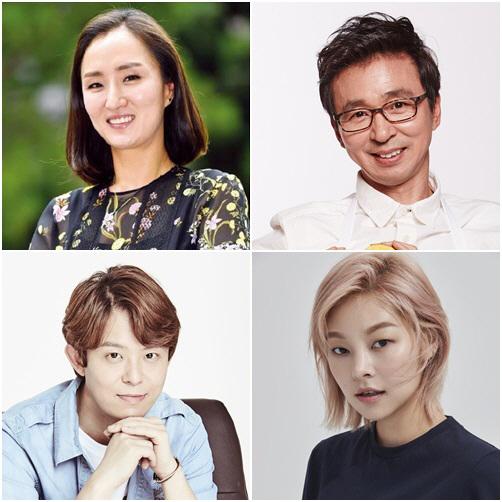 '스윙키즈' 프로골퍼 박지은·김국진·토니안·송해나 출연 확정