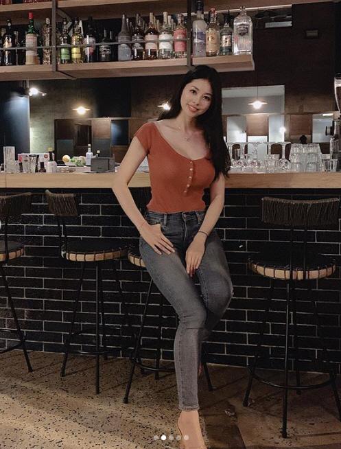 서동주, 섹시 폭발 '이 볼륨감좀 봐' 한국인 몸매가 아냐