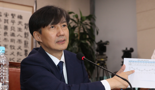 [속보]檢, '조국 사모펀드'·투자업체 대표 구속영장 청구