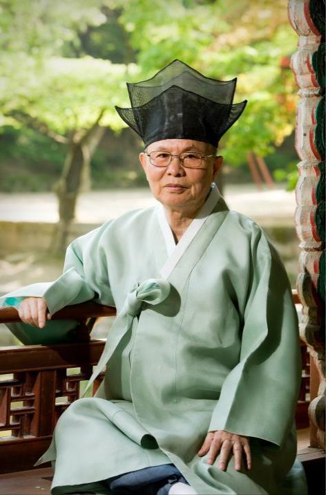 국가무형문화재 '가사' 이양교 명예보유자 별세