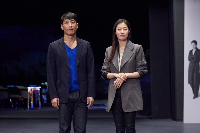 문소리,  강렬한 모놀로그  연극 '사랑의 끝' 으로 무대로 컴백