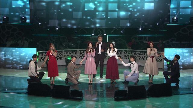 성인가요의 '뮤뱅', 전국TOP10가요쇼 14일 추석특집 방송