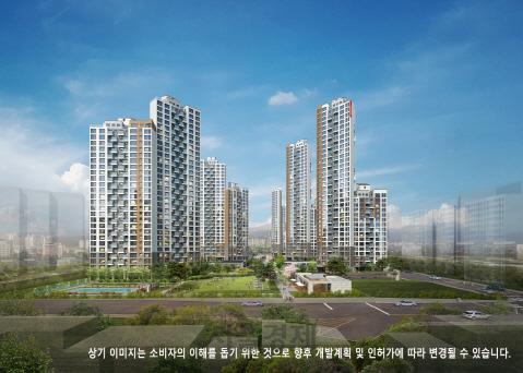 개나리4차 재건축한 '역삼 센트럴 아이파크' 9월 분양