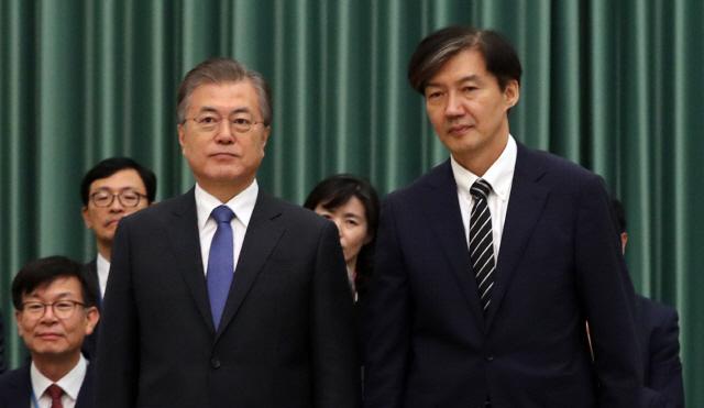 '엉망진창' 돼버린 조국, 정치행보 '가시밭길' 오르다