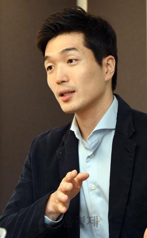 김성준 렌딧 대표 '성장 물꼬트인 P2P..비대면·핀테크 활용해 중금리대출 선점할것'