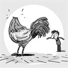 [오늘의 경제소사] 머리없는 닭 마이크