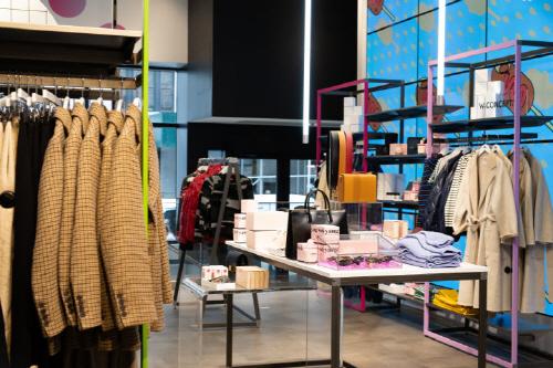 W컨셉, 미국 소비자에게 한국 패션 브랜드 알린다