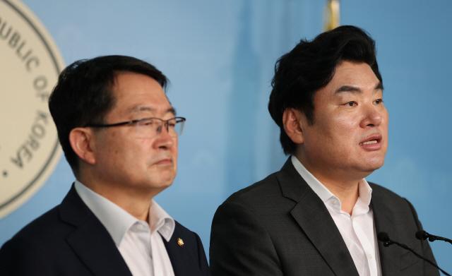 [北, 또 발사체 도발]靑 '강한 우려'…野 '9·19합의 폐기를'