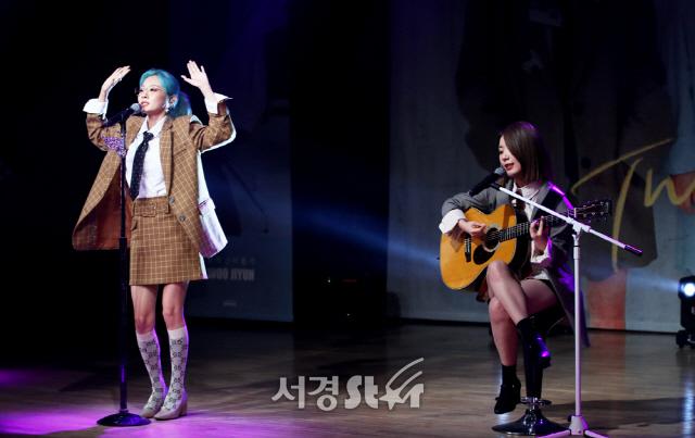 """[종합] '볼빨간사춘기' """"새로운 음악적 성장""""...청춘을 다독이다"""