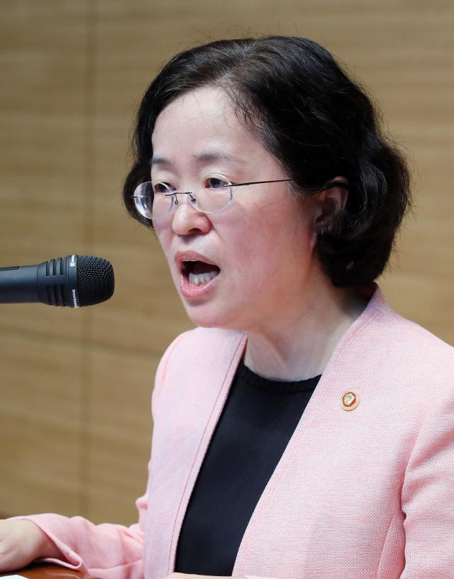 조성욱 공정위원장 '자산 5조 중견기업도 부당거래 제재'