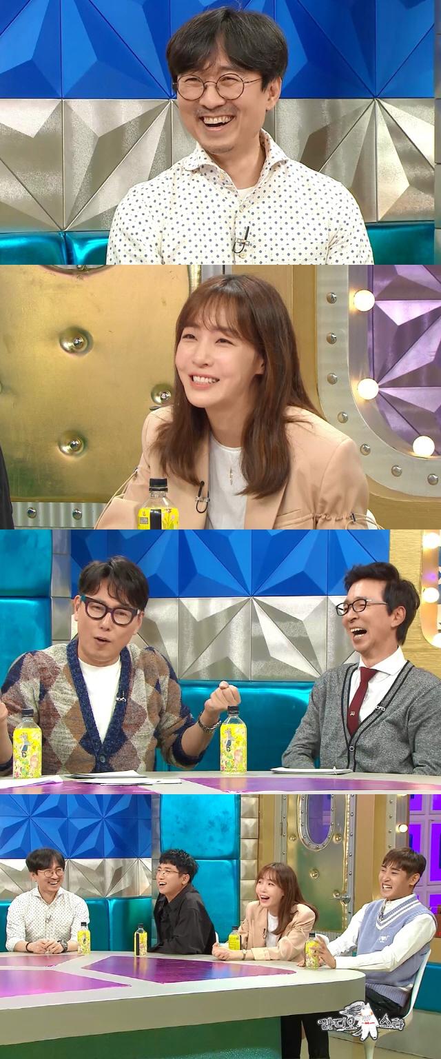 '라디오 스타' 김이나, 윤종신 가사 보면 치가 떨린다?