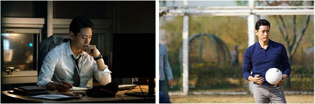 '버티고' 유태오, 자유로운 영혼 '빅토르 최'에서 가질 수 없는 완벽한 연인 '진수'로 컴백