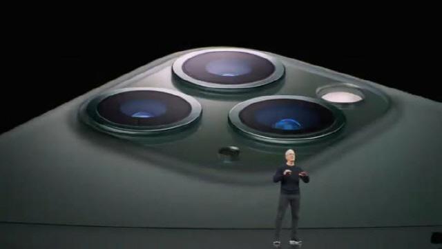 애플, 아이폰11 시리즈 3종 공개…6만원 싸졌다