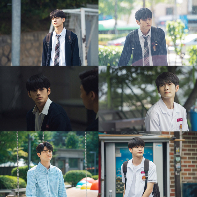 종영 '열여덟의 순간' 옹성우, 신인 배우로 무한 가능성 증명