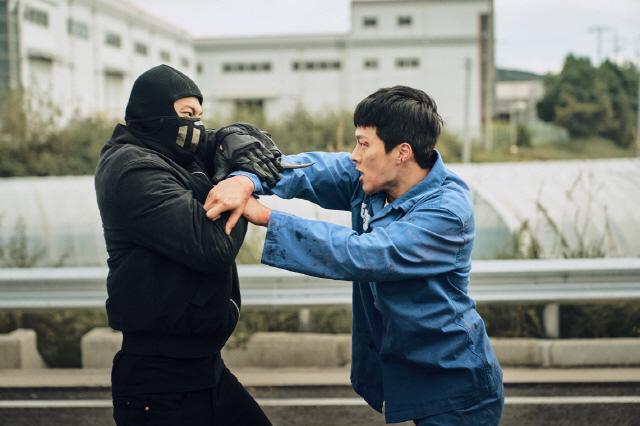 '나쁜 녀석들' 장기용, 스크린 꽉 채운 논스톱 '대세'