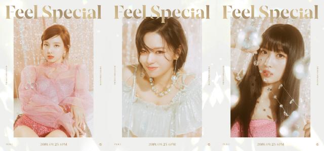 트와이스 나연·정연·모모, 신비로운 아름다움 담긴 컴백 포토 공개