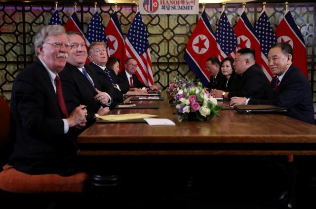 '볼턴 경질 가장 반길 곳은 北'…트럼프 비핵화 '정치셈법' 우려
