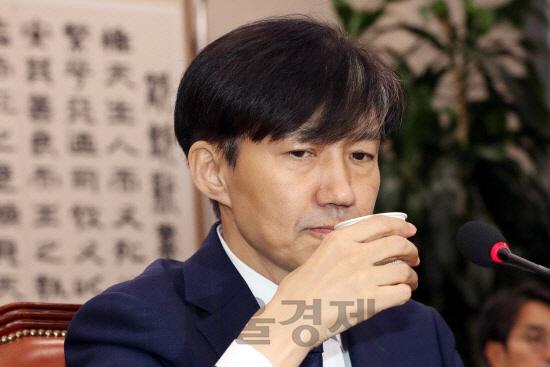 '조국 펀드' 투자사 대표 '曺 부부 본 적도 없어 억울... 5촌 빨리 귀국해야'