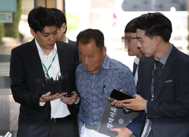 """檢 """"조국 사모펀드 의혹에 '버닝썬' 윤총경 관련 정황..집중수사 땐 승산"""""""