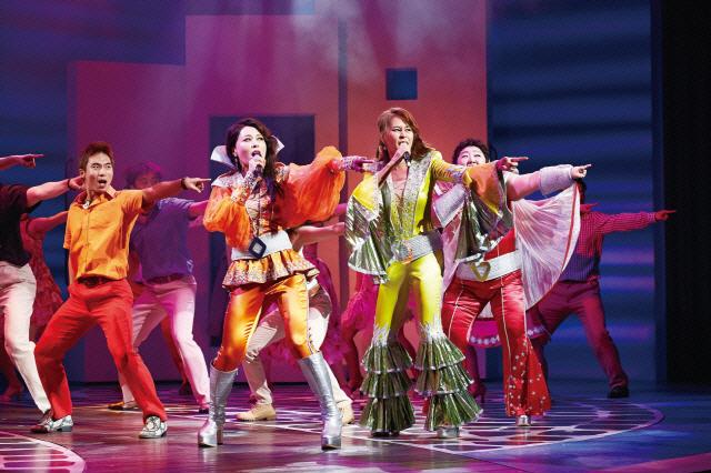 [추석 볼만한 공연]'댄싱퀸' 떼창하고 춤추고...신나게 놀아보세~