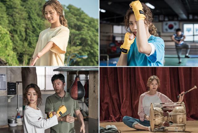 '판소리 복서' 이혜리, 사랑스러움의 끝판왕 '민지'역..싱크로율 100%