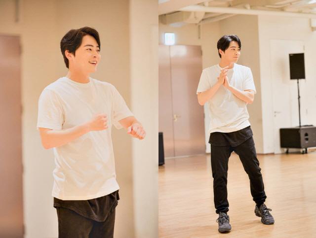 '엑시트' 조정석, 900만 관객 돌파 감사 댄스 공약 이행..'댄싱머신'의 진가