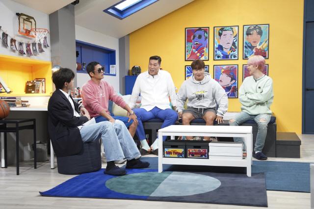'괴팍한5형제' 전설의 스포츠 스타 독특한 방법으로 줄 세우기..'기대감 UP'
