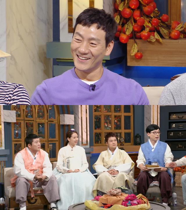 '해투4' 박해수, 조세호 개인기 뺏었다..뛰어난 관찰력 자랑 '예능감 폭발'